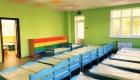 Спальня в детском саду Яблонька