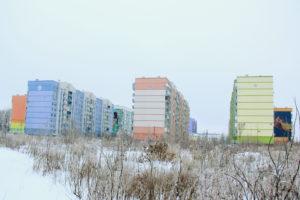Новый микрорайон Садовый в Россошенцах