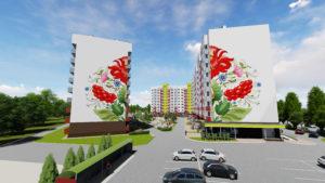Poltavska1-3_mural